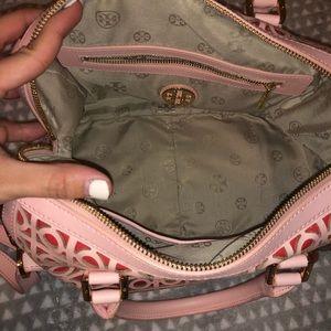Tory Burch Bags - Pink Tory Burch Tote Bag
